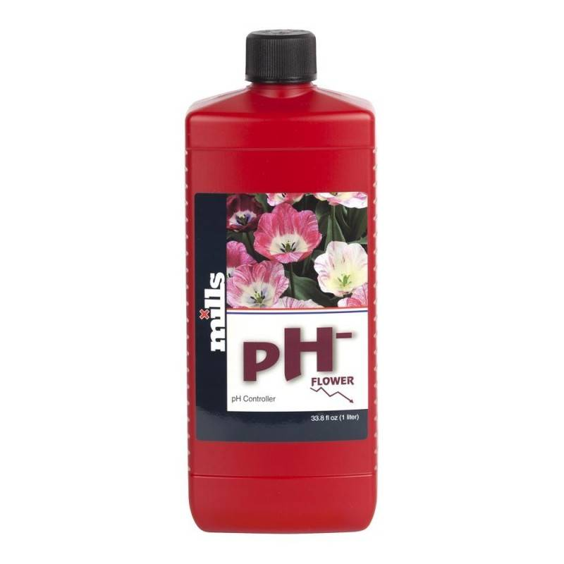 Mills pH- Flower