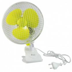 Ventilador pinza oscilante Super Grower