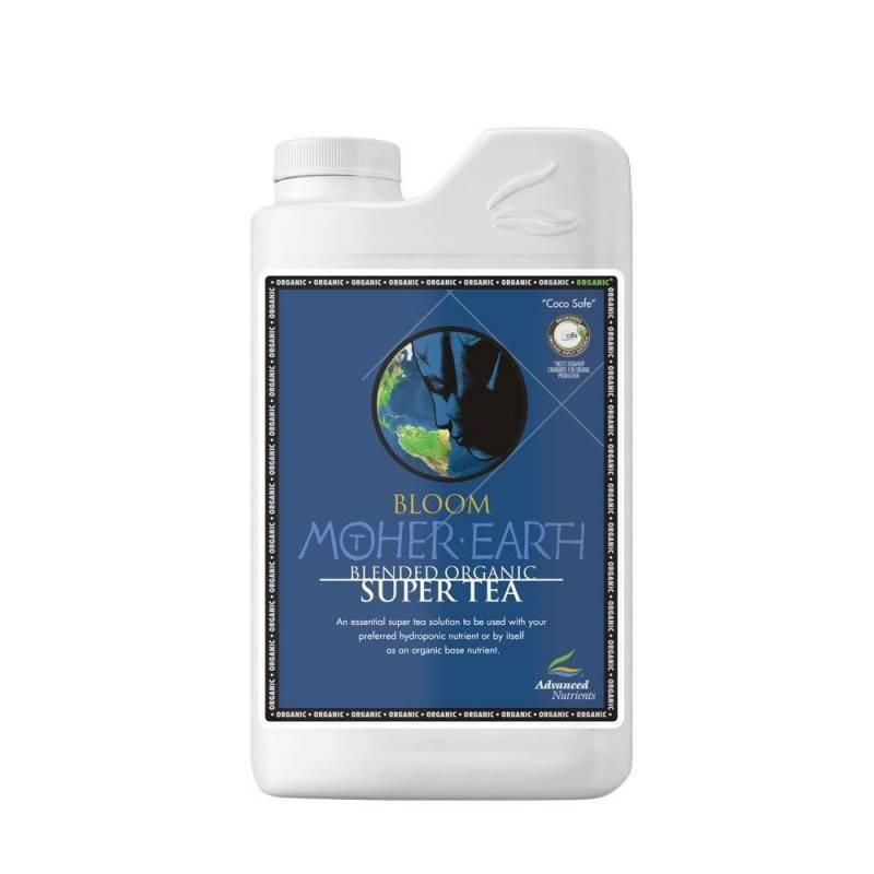 Mother Earth Super Tea Organic Bloom