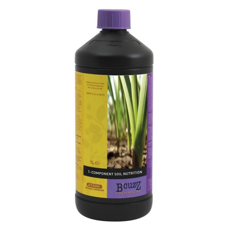 1 Component Soil Nutrition