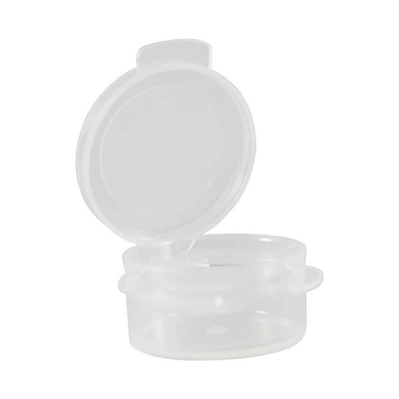 Bote para resinas PE transparente