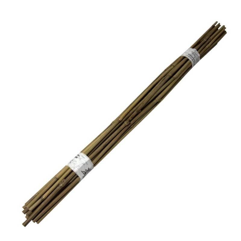 Tutores de Bambú 1m