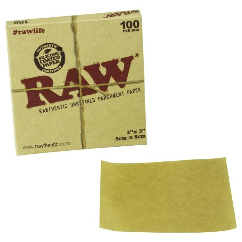 Papel Horno Raw 8 x 8cm