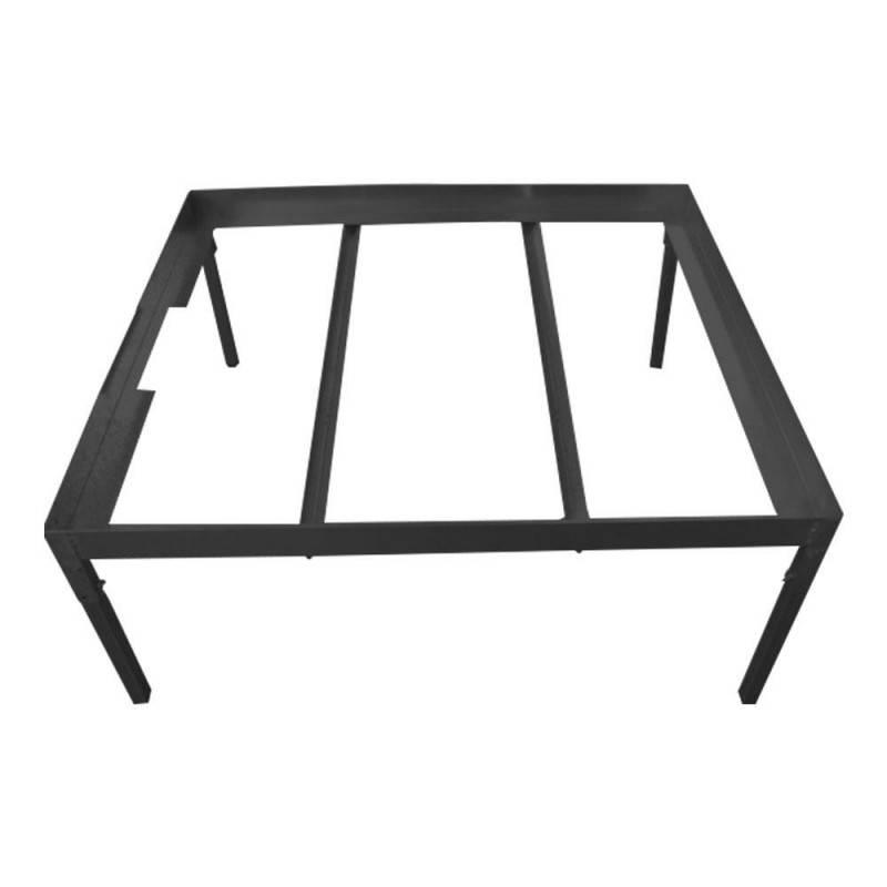 Soporte para mesa hidro negra