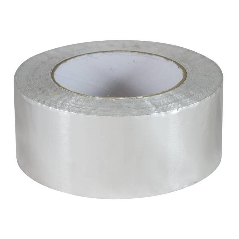 Cinta de aluminio lisa