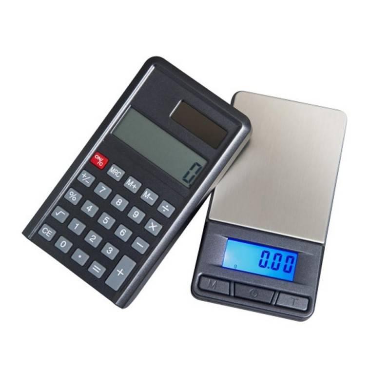 Báscula Calculadora CL-300-BK (300x0