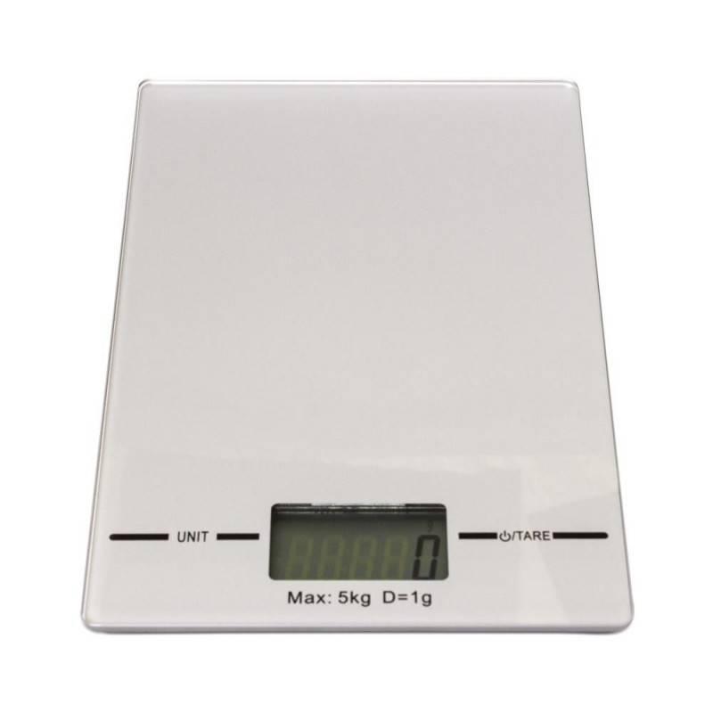 Báscula plana ultrasensible 5kg