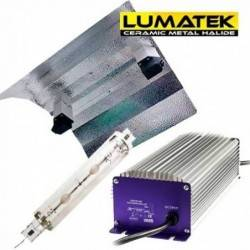 KIT LEC LUMATEK PLUS 630W + REFLECTOR DOUBLE ENDED