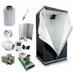 Kit Cultivo Interior  400w + Armario Pure Tent 2.0