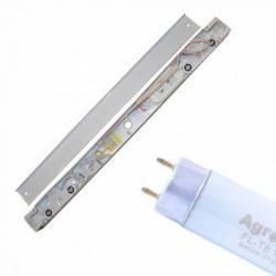 Kit FLC Regleta industrial 2x36W + Tubos Agrolite 6400kº